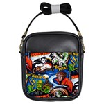 Monsters Girls Sling Bag