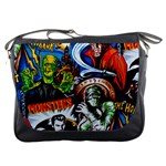 Monsters Messenger Bag