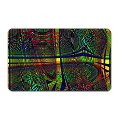 Hot Hot Summer D Magnet (rectangular) by MoreColorsinLife