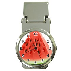 Piece Of Watermelon Money Clip Watches
