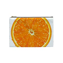 Orange Slice Cosmetic Bag (medium)  by BangZart