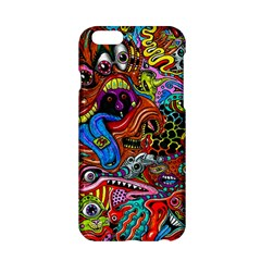 Art Color Dark Detail Monsters Psychedelic Apple Iphone 6/6s Hardshell Case