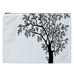 Flowers Landscape Nature Plant Cosmetic Bag (xxl)