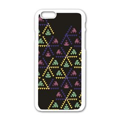 Triangle Shapes                        Motorola Moto E Hardshell Case by LalyLauraFLM