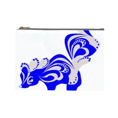 Skunk Animal Still From Cosmetic Bag (large)