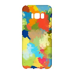 Summer Feeling Splash Samsung Galaxy S8 Hardshell Case  by designworld65