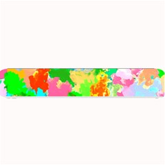 Colorful Summer Splash Small Bar Mats by designworld65