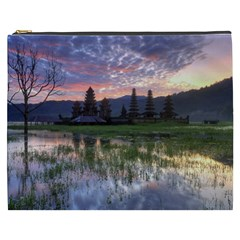 Tamblingan Morning Reflection Tamblingan Lake Bali  Indonesia Cosmetic Bag (xxxl)