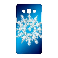 Background Christmas Star Samsung Galaxy A5 Hardshell Case  by Nexatart