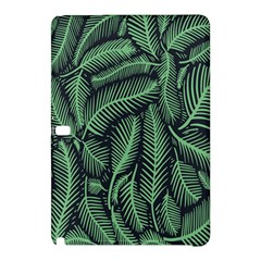 Coconut Leaves Summer Green Samsung Galaxy Tab Pro 10 1 Hardshell Case by Mariart