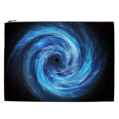 Hole Space Galaxy Star Planet Cosmetic Bag (xxl)  by Mariart