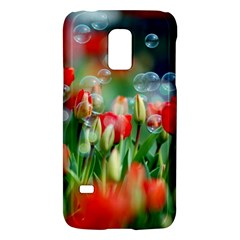 Colorful Flowers Galaxy S5 Mini by Mariart