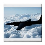 U-2 Dragon Lady Tile Coaster
