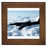 U-2 Dragon Lady Framed Tile