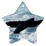 U-2 Dragon Lady Ornament (Star)