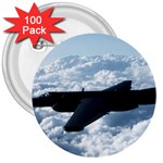 U-2 Dragon Lady 3  Button (100 pack)