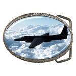 U-2 Dragon Lady Belt Buckle