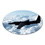 U-2 Dragon Lady Magnet (Oval)