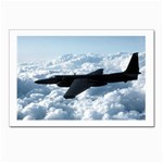 U-2 Dragon Lady Postcard 4  x 6
