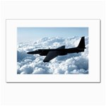 U-2 Dragon Lady Postcard 5  x 7