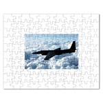 U-2 Dragon Lady Jigsaw Puzzle (Rectangular)