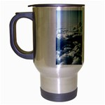 U-2 Dragon Lady Travel Mug (Silver Gray)