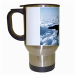 U-2 Dragon Lady Travel Mug (White)