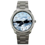 U-2 Dragon Lady Sport Metal Watch