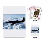 U-2 Dragon Lady Playing Cards Single Design