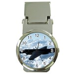 U-2 Dragon Lady Money Clip Watch