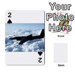 U-2 Dragon Lady Playing Cards 54 Designs