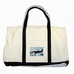 U-2 Dragon Lady Two Tone Tote Bag