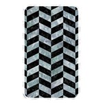 CHEVRON1 BLACK MARBLE & ICE CRYSTALS Memory Card Reader