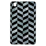 CHEVRON1 BLACK MARBLE & ICE CRYSTALS Samsung Galaxy Tab Pro 8.4 Hardshell Case