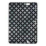 CIRCLES3 BLACK MARBLE & ICE CRYSTALS Kindle Fire HDX 8.9  Hardshell Case