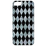 DIAMOND1 BLACK MARBLE & ICE CRYSTALS Apple iPhone 5 Classic Hardshell Case