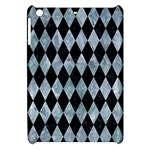 DIAMOND1 BLACK MARBLE & ICE CRYSTALS Apple iPad Mini Hardshell Case