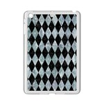 DIAMOND1 BLACK MARBLE & ICE CRYSTALS iPad Mini 2 Enamel Coated Cases