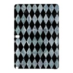DIAMOND1 BLACK MARBLE & ICE CRYSTALS Samsung Galaxy Tab Pro 10.1 Hardshell Case
