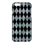DIAMOND1 BLACK MARBLE & ICE CRYSTALS Apple iPhone 6 Plus/6S Plus Hardshell Case