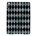 DIAMOND1 BLACK MARBLE & ICE CRYSTALS iPad Air 2 Hardshell Cases