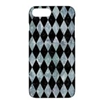 DIAMOND1 BLACK MARBLE & ICE CRYSTALS Apple iPhone 7 Plus Hardshell Case