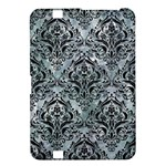 DAMASK1 BLACK MARBLE & ICE CRYSTALS Kindle Fire HD 8.9