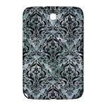 DAMASK1 BLACK MARBLE & ICE CRYSTALS Samsung Galaxy Note 8.0 N5100 Hardshell Case