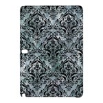 DAMASK1 BLACK MARBLE & ICE CRYSTALS Samsung Galaxy Tab Pro 12.2 Hardshell Case