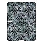 DAMASK1 BLACK MARBLE & ICE CRYSTALS Samsung Galaxy Tab S (10.5 ) Hardshell Case