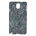 HEXAGON1 BLACK MARBLE & ICE CRYSTALS Samsung Galaxy Note 3 N9005 Hardshell Case