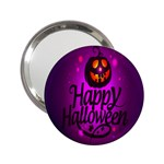 Happy Ghost Halloween 2.25  Handbag Mirrors