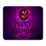 Happy Ghost Halloween Large Mousepads
