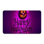 Happy Ghost Halloween Magnet (Rectangular)